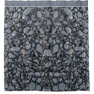 Dark Grey Shower Curtains Zazzle