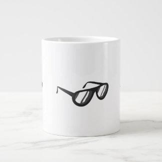 dark grey sunglasses reflection.png 20 oz large ceramic coffee mug