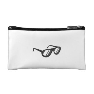 dark grey sunglasses reflection.png cosmetic bag