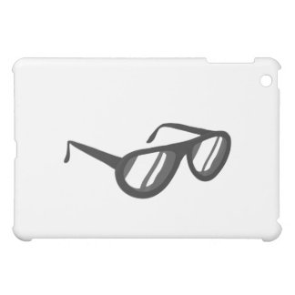 dark grey sunglasses reflection.png case for the iPad mini
