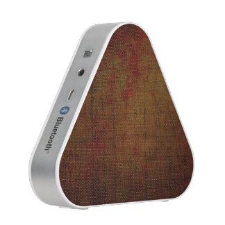Dark Grungy Painting Background Bluetooth Speaker