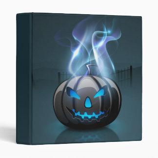 Dark Halloween Binder