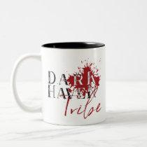 Dark Haven Tribe Coffee Mug (White)
