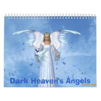 Dark Heaven's Angels - 2009 Calendar