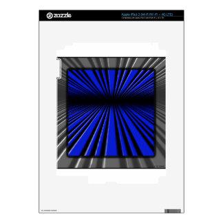Dark Horizon Decals For iPad 3