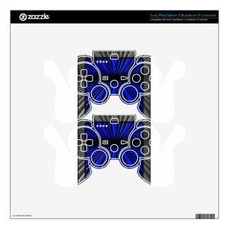 Dark Horizon PS3 Controller Decals