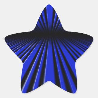 Dark Horizon Star Sticker