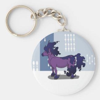 Dark Horse Keychain