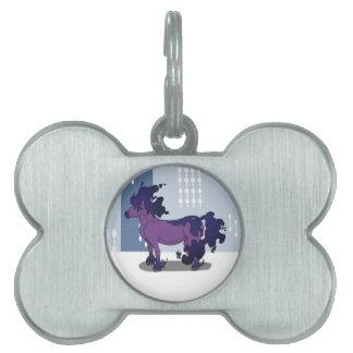 Dark Horse Pet Tag