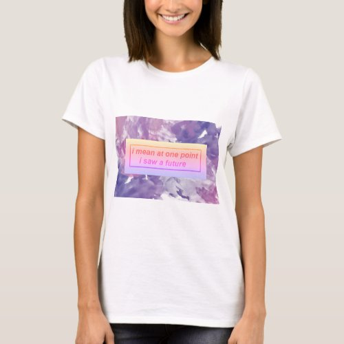 Dark Humor Questioning Everything T_Shirt
