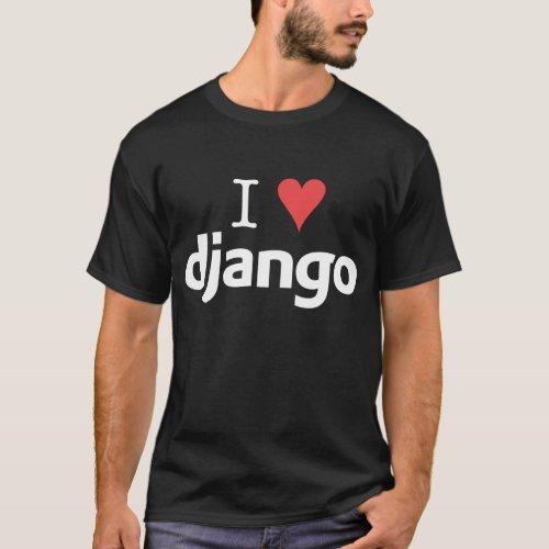 Dark _ I â Django T_Shirt
