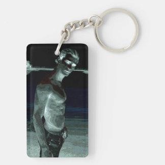 Dark Jacob 3259 Keychain