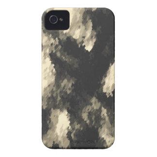 Dark Jungle Camouflage iPhone 4 Cases