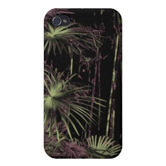 Dark jungle iPhone 4 covers