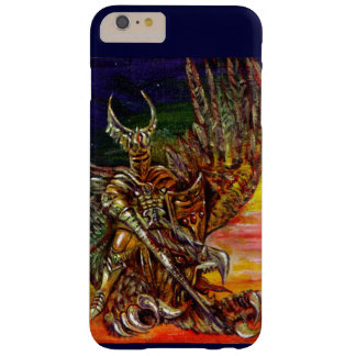 DARK KNIGHT BARELY THERE iPhone 6 PLUS CASE