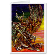 DARK KNIGHT CARD