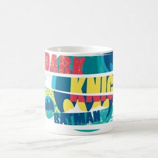 Dark Knight Classic White Coffee Mug