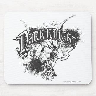 Dark Knight Image Mouse Pad