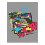 Dark Knight KA-POW Postcards