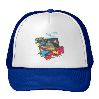 Dark Knight KA-POW Trucker Hat