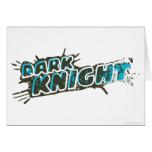 Dark Knight Logo Card