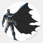 Dark Knight Night Sticker