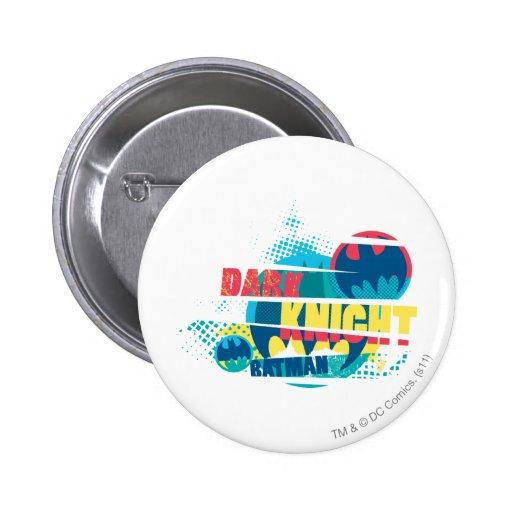 Dark Knight Pinback Button