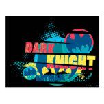 Dark Knight Postcard