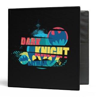 Dark Knight Vinyl Binders