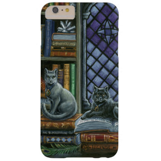 Dark Knowledge Library Cats iPhone 6s Plus Barely Barely There iPhone 6 Plus Case