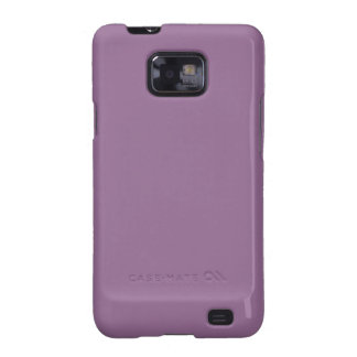 Dark Lavender Samsung Galaxy S2 Cases