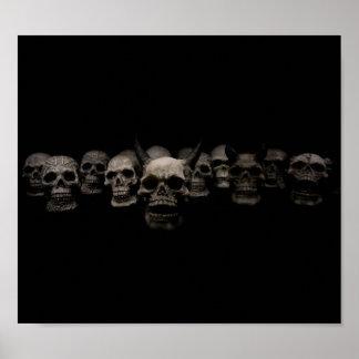 Dark Leer Poster