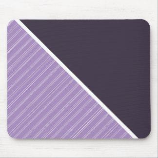 Dark & Light Purple Mouse Pad
