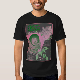 "Dark ""LILAC TIME"" T-Shirt"
