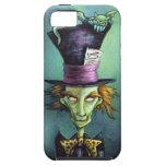 Dark Mad Hatter from Alice in Wonderland iPhone 5 Case