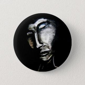 Dark Man Pinback Button