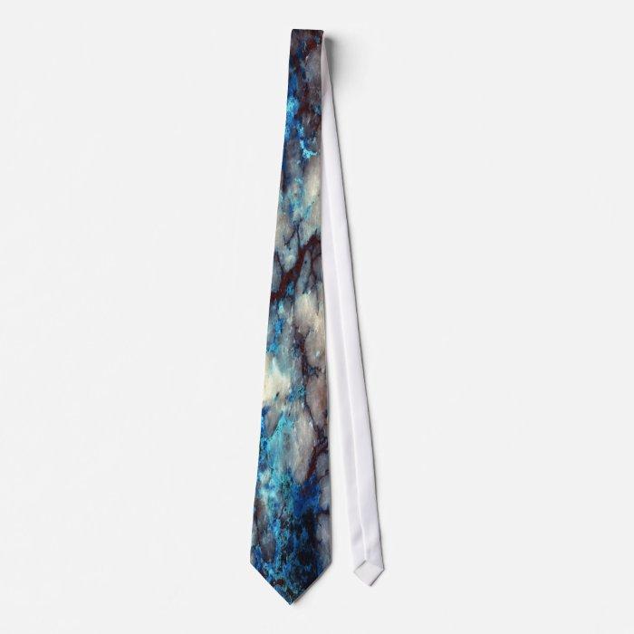 Dark Marble Tie