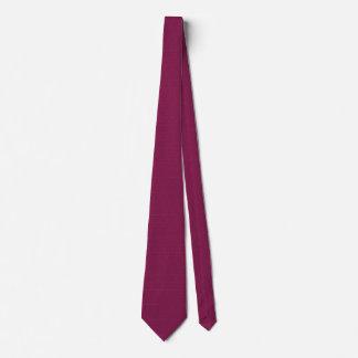 Dark Maroon Fractal Tie