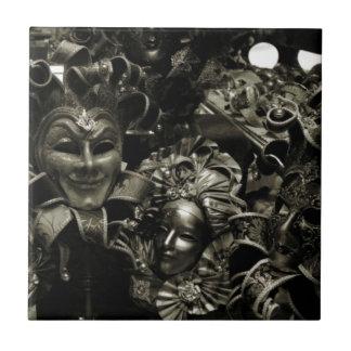Dark Masquerade Ceramic Tile
