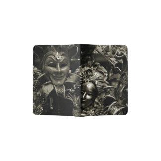 Dark Masquerade Passport Holder