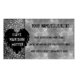 Dark Matter Business Card