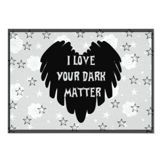 Dark Matter Card