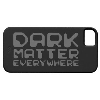Dark matter everywhere iPhone SE/5/5s case