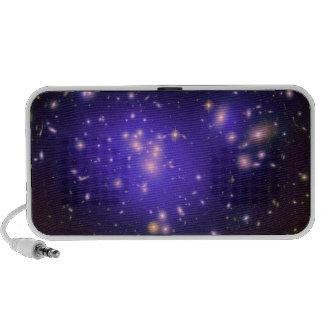 Dark Matter in Galaxy Cluster Abell 1689 (Hubble) Travel Speaker