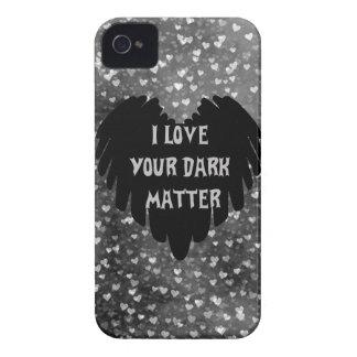 Dark Matter iPhone 4 Cover