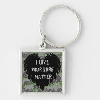 Dark Matter Keychain