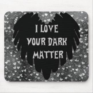 Dark Matter Mouse Pad