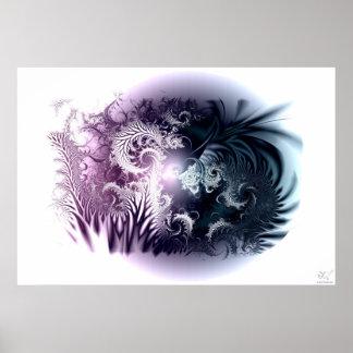 Dark Matter Print