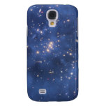Dark Matter Ring in a Galaxy Cluster Galaxy S4 Cover