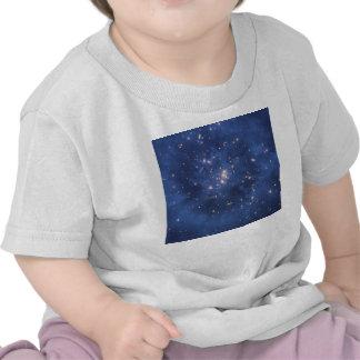 Dark Matter Ring in a Galaxy Cluster Tee Shirt